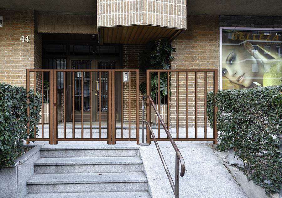 PRESUPUESTO Paseo de la Ermita del Santo, 30-44. Madrid