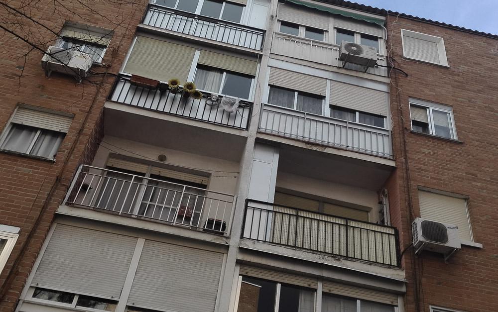 Alameda, 17 en Alcorcón (Madrid)