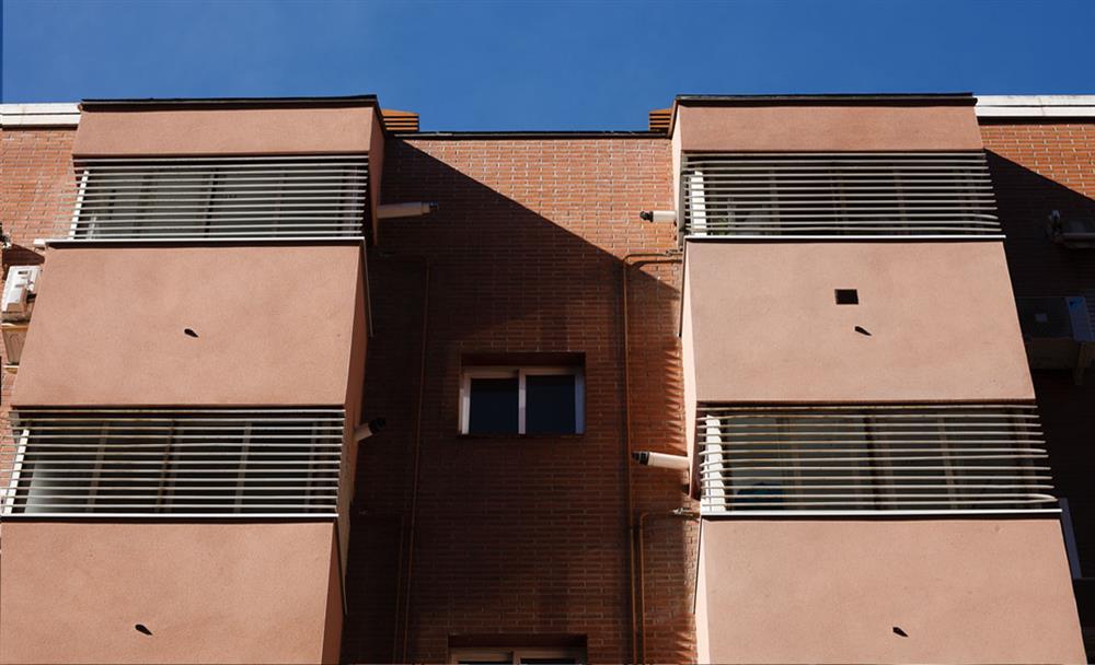 De las Retamas, 3,5,7 en Alcorcón (Madrid)