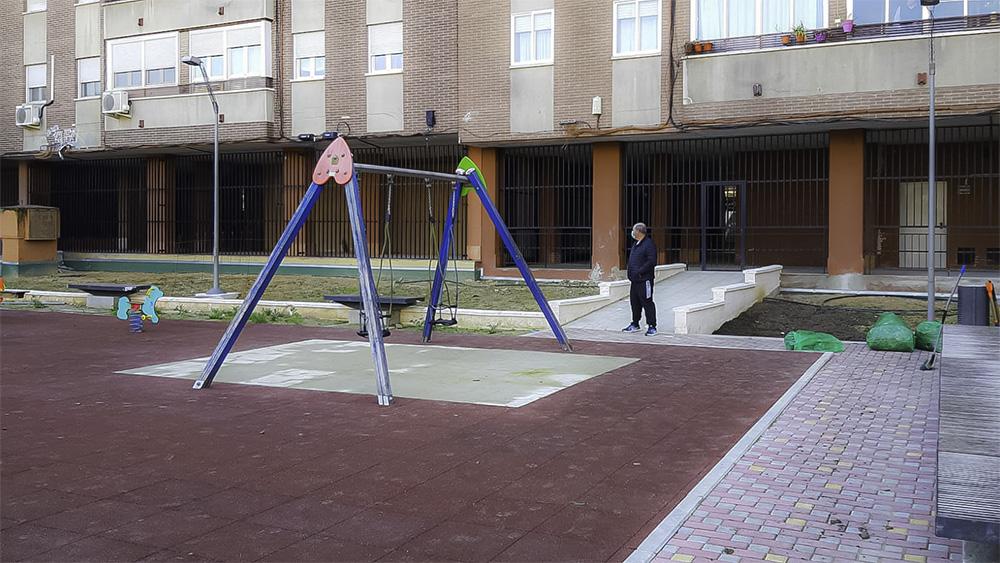 De los Cantos, 5 en Alcorcón (Madrid)
