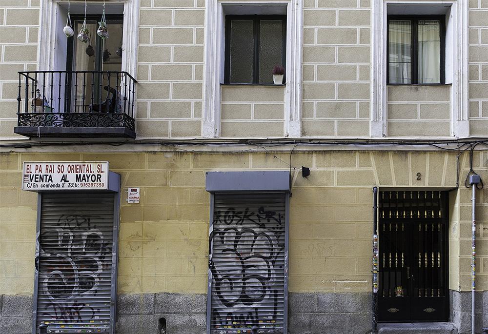 Encomienda, 2 en Madrid