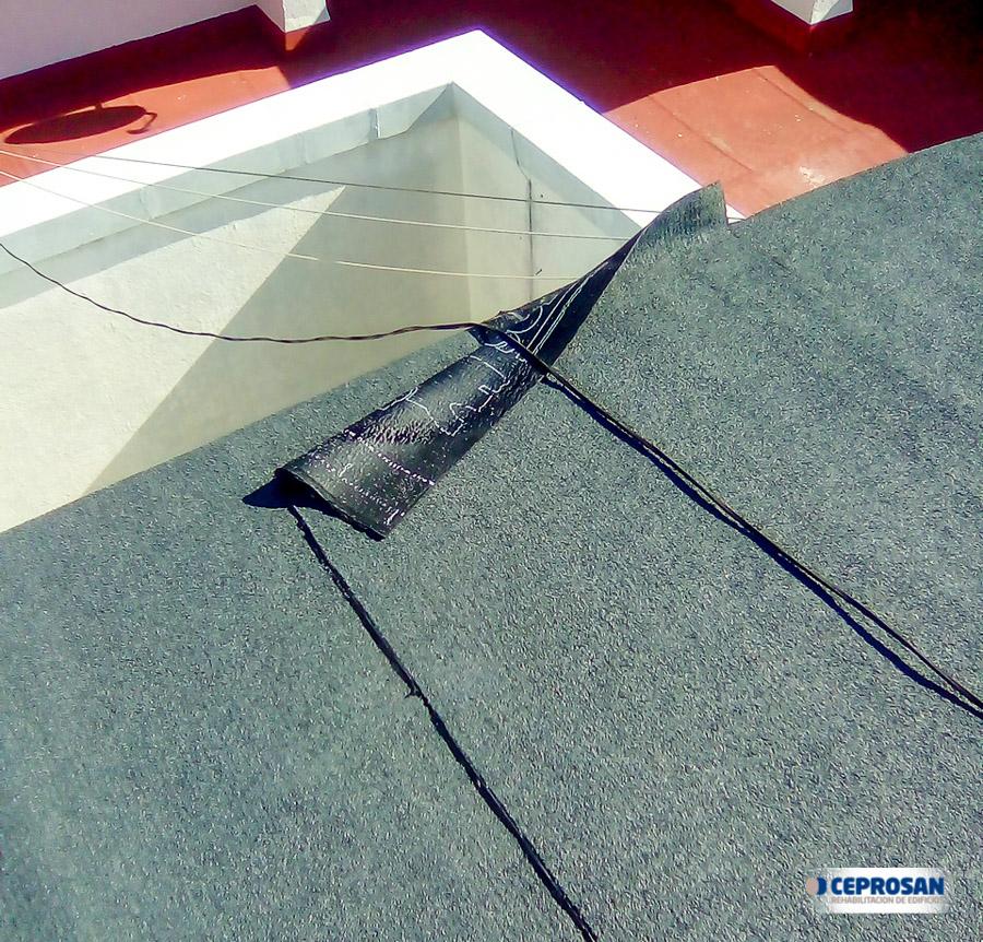 Las humedades y las filtraciones suponen cerca de un tercio de las patologías en la edificación